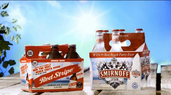Smirnoff and Red Stripe TV Spot, 'Bring On The Summer' thumbnail