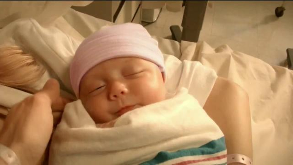 Kohl's TV Spot, 'New Baby' - Screenshot 3