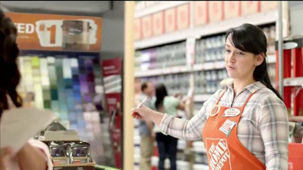 The Home Depot TV Spot, 'Vamos a Pintar' [Spanish] thumbnail