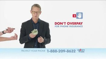 Square Trade TV Spot, 'Smart Phone Protection'