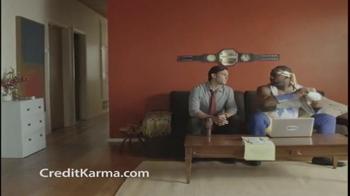 Credit Karma TV Spot, 'Thundermaker vs. Vase'