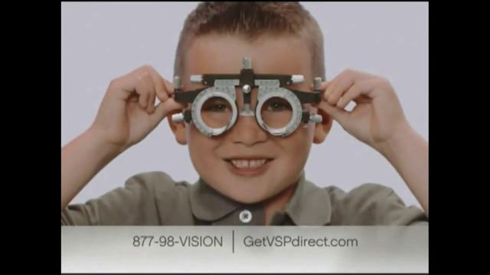 VSP Direct TV Spot, 'Look and See' thumbnail