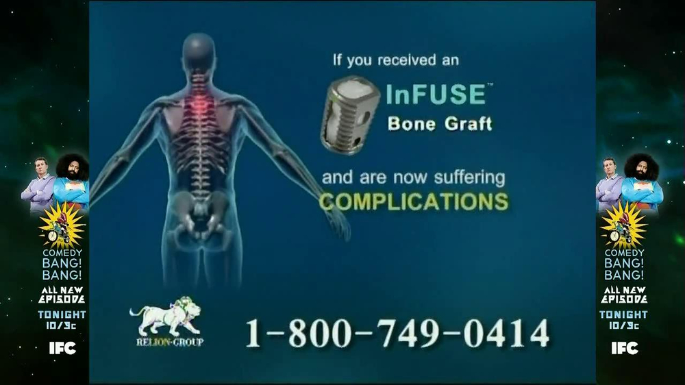 Relion Group TV Spot, 'Bone Graft' - Screenshot 2