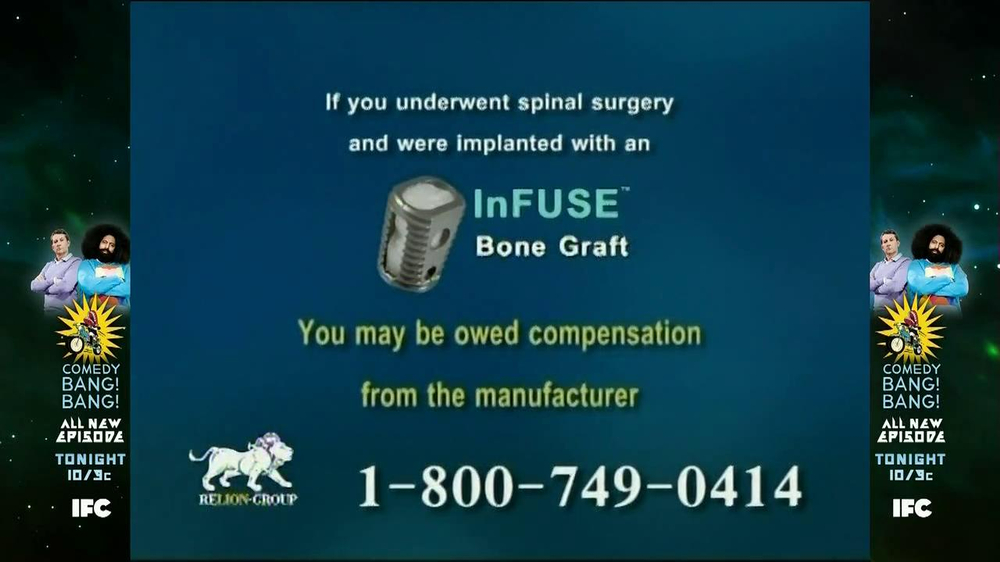 Relion Group TV Spot, 'Bone Graft' - Screenshot 6
