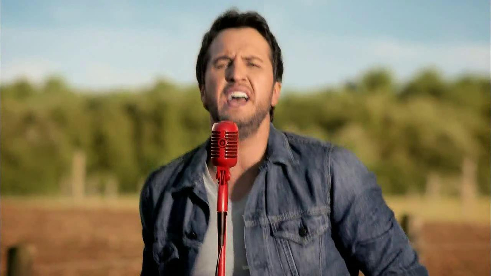 Target TV Spot, 'Luke Bryan' - Screenshot 2