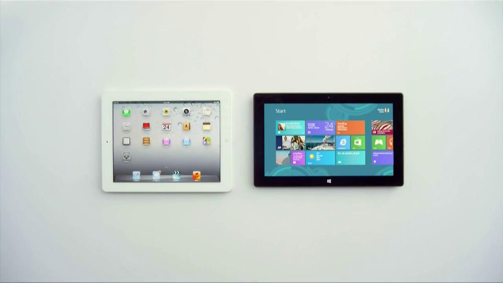 Microsoft Surface TV Spot, 'Siri' - Screenshot 1