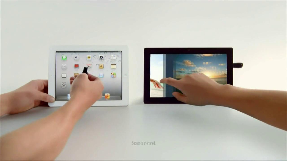 Microsoft Surface TV Spot, 'Siri' - Screenshot 6