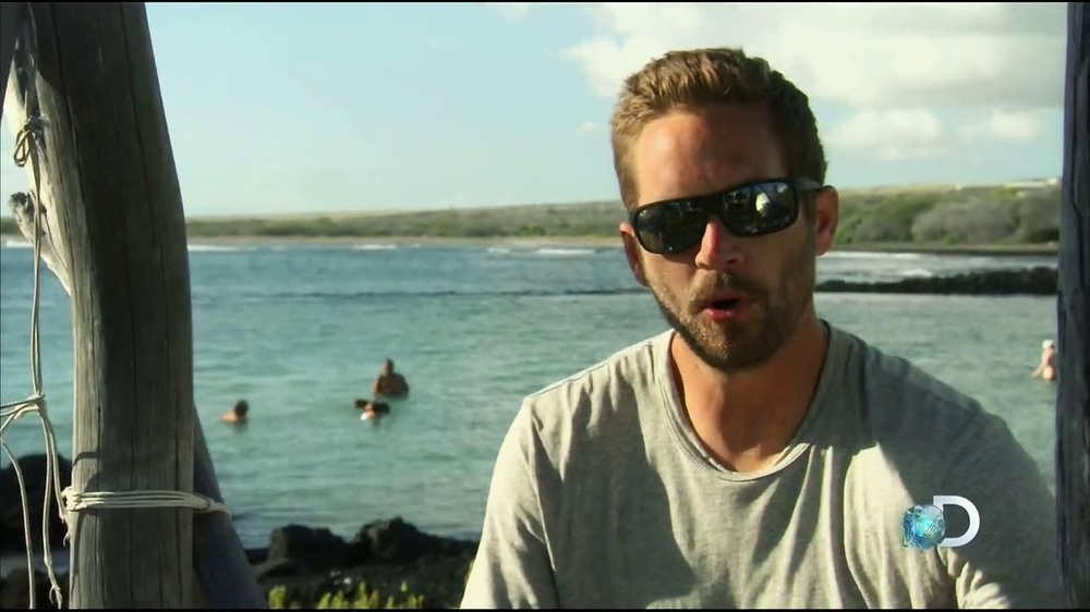 Discovery Channel Save the Sharks TV Spot Featuring Paul Walker - Screenshot 3