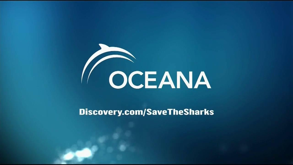 Discovery Channel Save the Sharks TV Spot Featuring Paul Walker - Screenshot 7