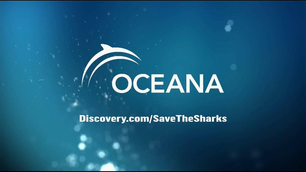 Discovery Channel Save the Sharks TV Spot Featuring Paul Walker - Screenshot 8