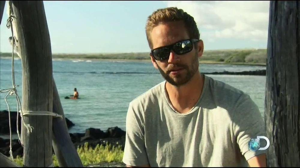 Discovery Channel Save the Sharks TV Spot Featuring Paul Walker - Screenshot 9