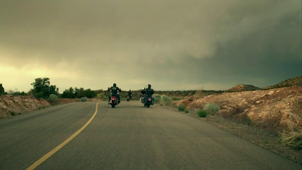 2014 Indian Chief Motorcycle TV Spot, 'Stop' - Screenshot 10