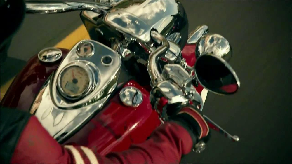 2014 Indian Chief Motorcycle TV Spot, 'Stop' - Screenshot 3