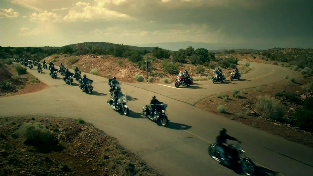 2014 Indian Chief Motorcycle TV Spot, 'Stop' - Screenshot 4