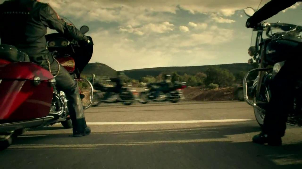 2014 Indian Chief Motorcycle TV Spot, 'Stop' - Screenshot 5