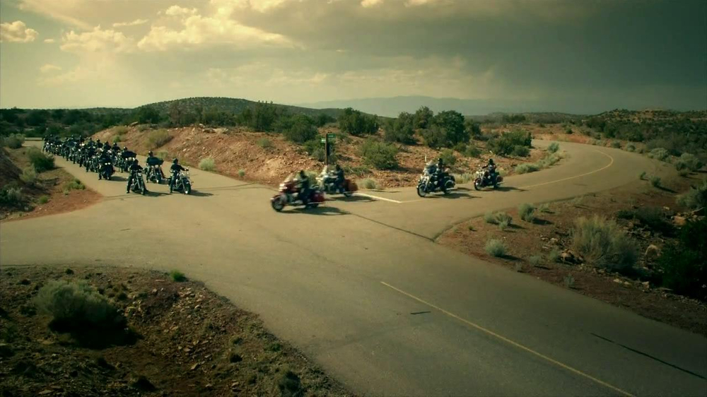 2014 Indian Chief Motorcycle TV Spot, 'Stop' - Screenshot 9