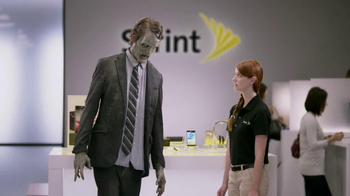 Sprint Unlimited, My Way TV Spot, 'Zombie' - Thumbnail 1