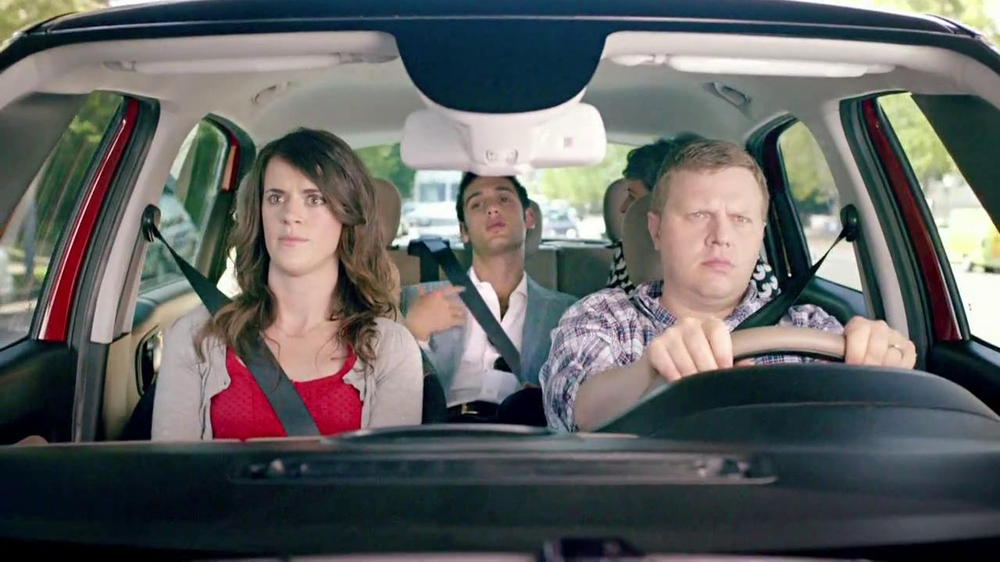 FIAT 500L TV Spot, 'Authentic Italian Family' - Screenshot 4