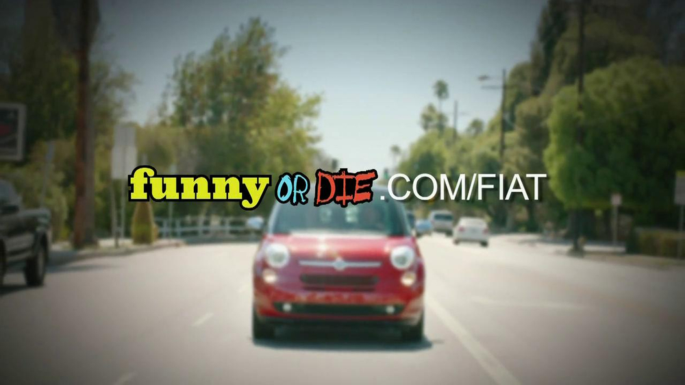 FIAT 500L TV Spot, 'Authentic Italian Family' - Screenshot 7