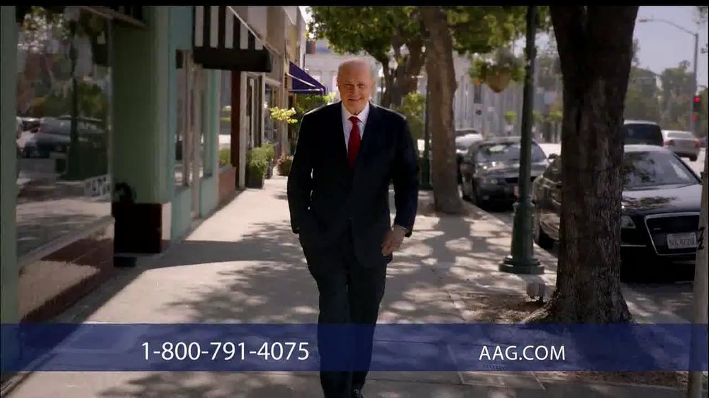 American Advisors Group TV Spot, 'Too Good' Featuring Fred Thompson - Screenshot 1