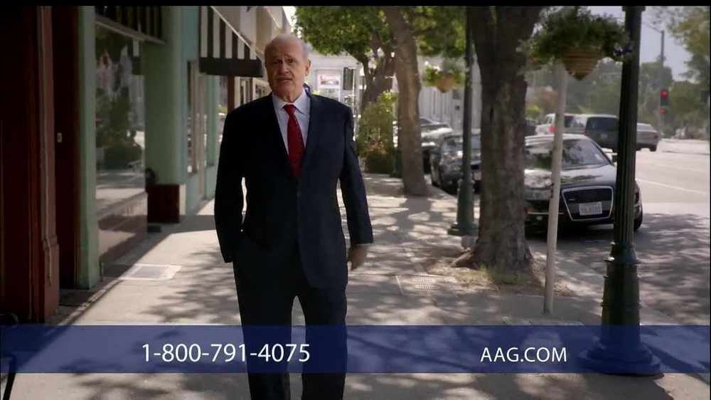 American Advisors Group TV Spot, 'Too Good' Featuring Fred Thompson - Screenshot 2
