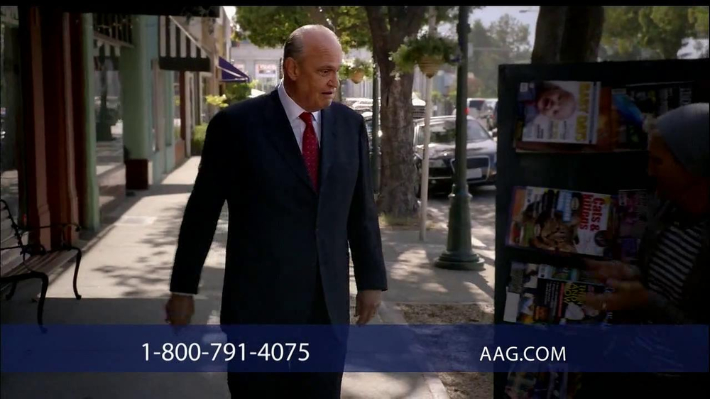 American Advisors Group TV Spot, 'Too Good' Featuring Fred Thompson - Screenshot 3