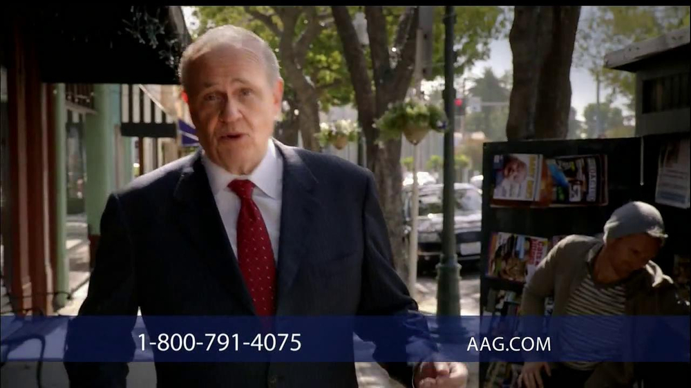American Advisors Group TV Spot, 'Too Good' Featuring Fred Thompson - Screenshot 4