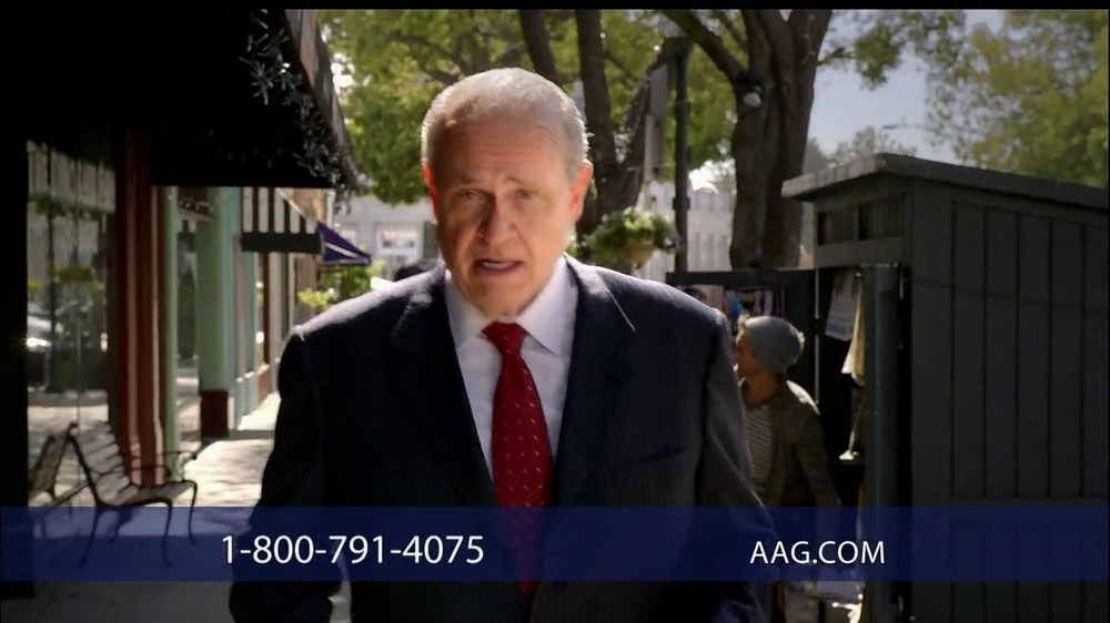 American Advisors Group TV Spot, 'Too Good' Featuring Fred Thompson - Screenshot 5