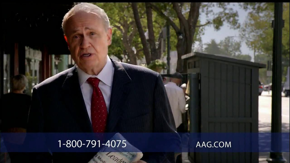 American Advisors Group TV Spot, 'Too Good' Featuring Fred Thompson - Screenshot 6