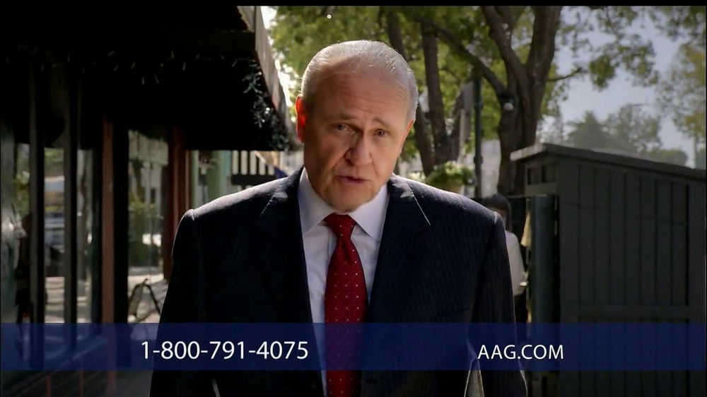 American Advisors Group TV Spot, 'Too Good' Featuring Fred Thompson - Screenshot 7