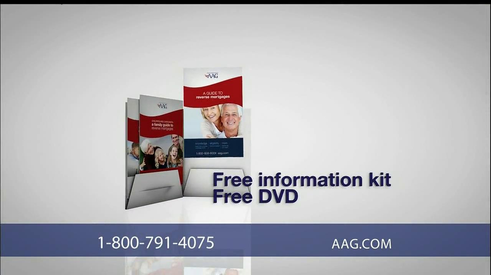 American Advisors Group TV Spot, 'Too Good' Featuring Fred Thompson - Screenshot 8
