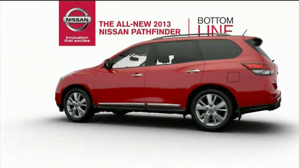 Nissan Bottom Line Model Year End Sales Event
