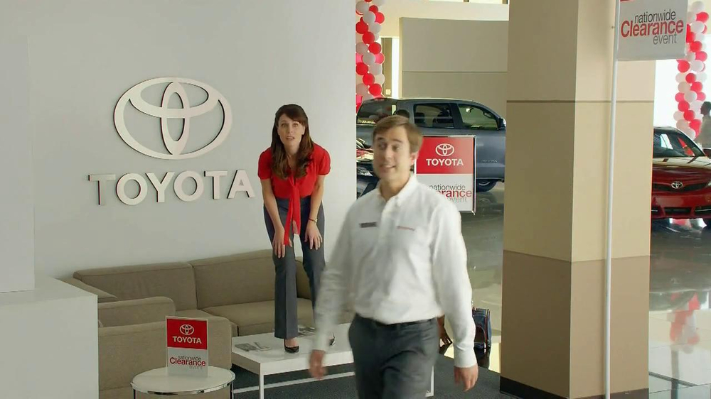 Toyota Clearance Event TV Spot, 'Chameleon' - Screenshot 10