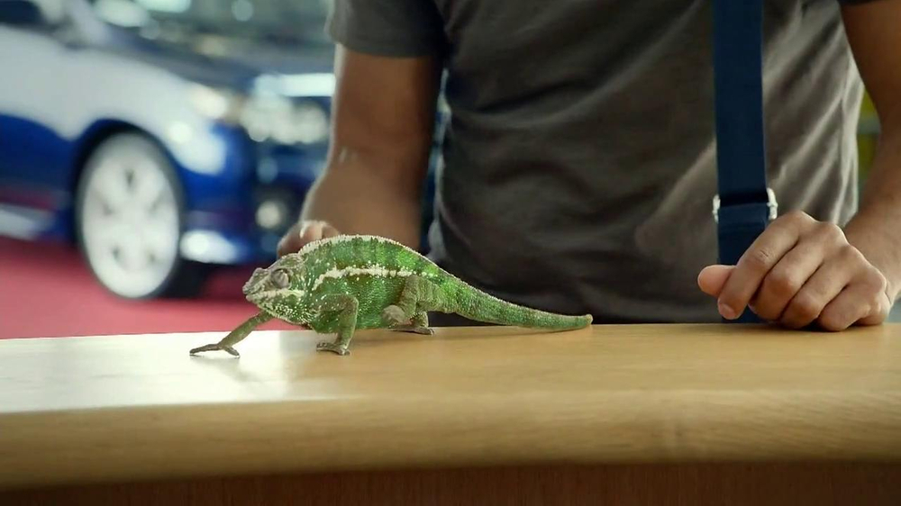Toyota Clearance Event TV Spot, 'Chameleon' - Screenshot 4