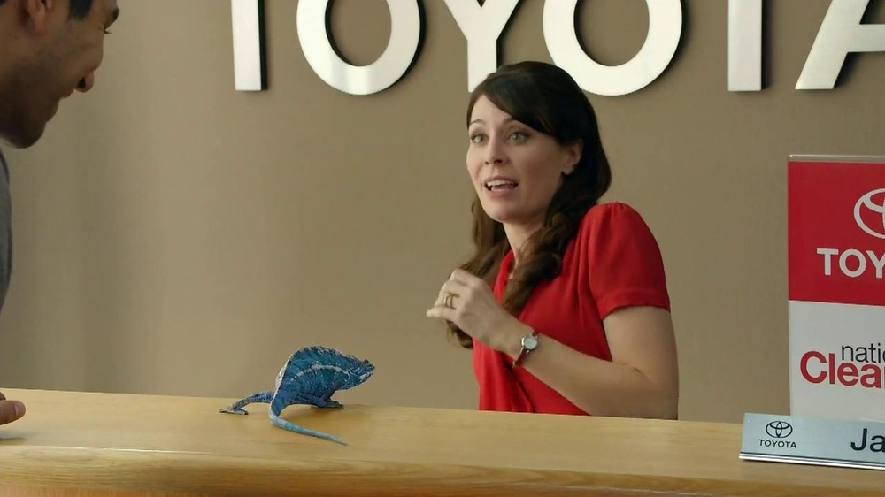 Toyota Clearance Event TV Spot, 'Chameleon' - Screenshot 5