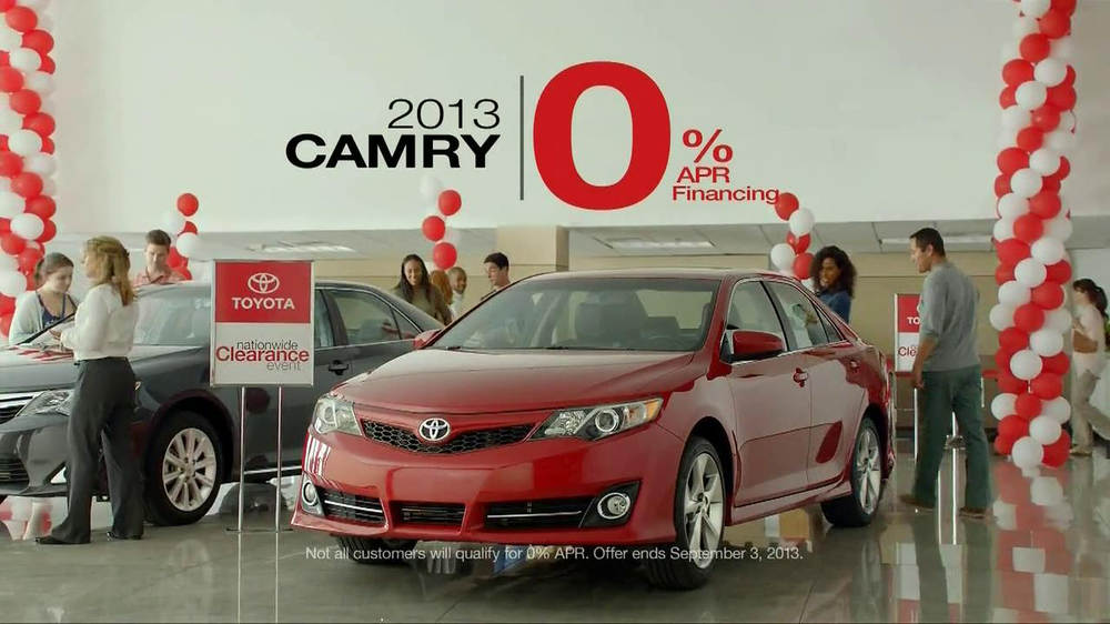 Toyota Clearance Event TV Spot, 'Chameleon' - Screenshot 7