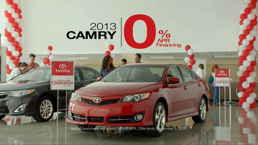 Toyota Clearance Event TV Spot, 'Chameleon' - Screenshot 9
