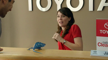 Toyota Clearance Event TV Spot, 'Chameleon' - Thumbnail 5