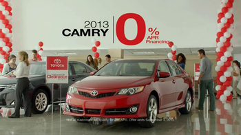 Toyota Clearance Event TV Spot, 'Chameleon' - Thumbnail 7