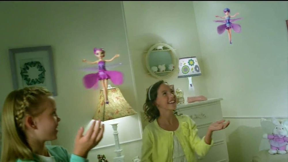 Flutterbye Fairy Dolls TV Spot - Screenshot 6