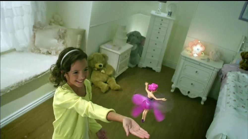 Flutterbye Fairy Dolls TV Spot - Screenshot 7