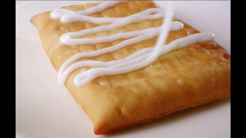 Pillsbury Toaster Strudel TV Spot, 'Door Kick with Hans Strudel' - Screenshot 7