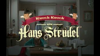 Pillsbury Toaster Strudel TV Spot, 'Door Kick with Hans Strudel' - Thumbnail 1