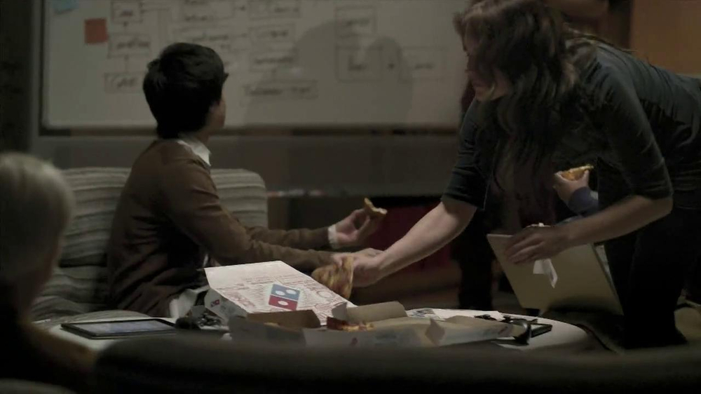 Domino's Pizza TV Commercial, 'Powered By Pizza' - iSpot.tv
