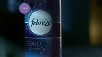 Febreze Sleep Serenity TV Spot, 'Lights Out' - Thumbnail 4