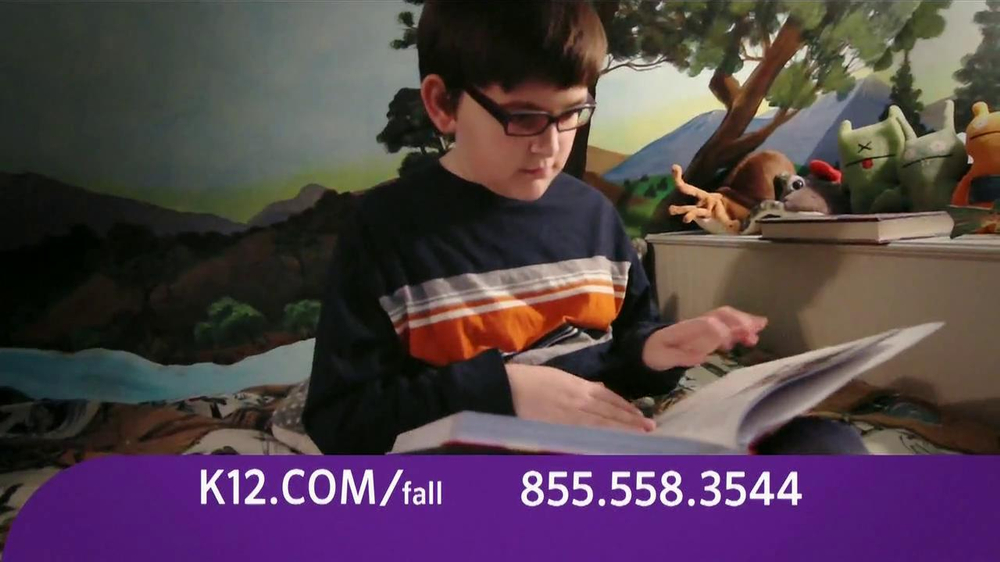 K12 TV Spot, 'Fall' - Screenshot 10