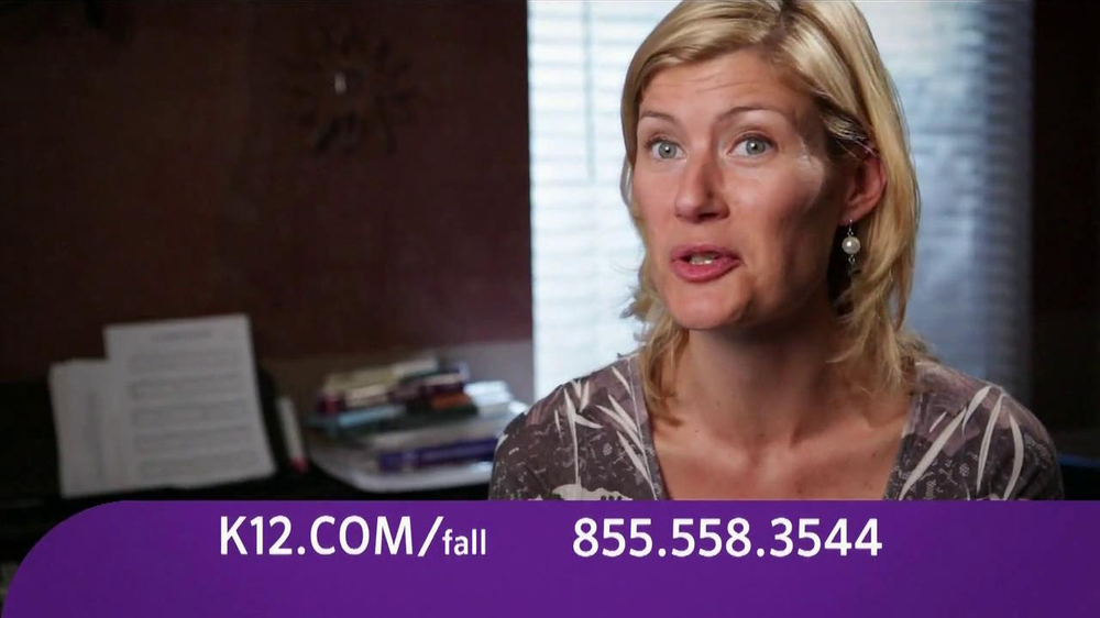 K12 TV Spot, 'Fall' - Screenshot 8