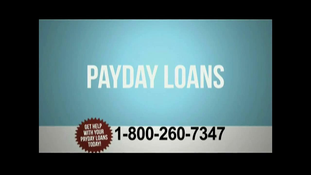 Payday Loans TV Spot - Screenshot 1