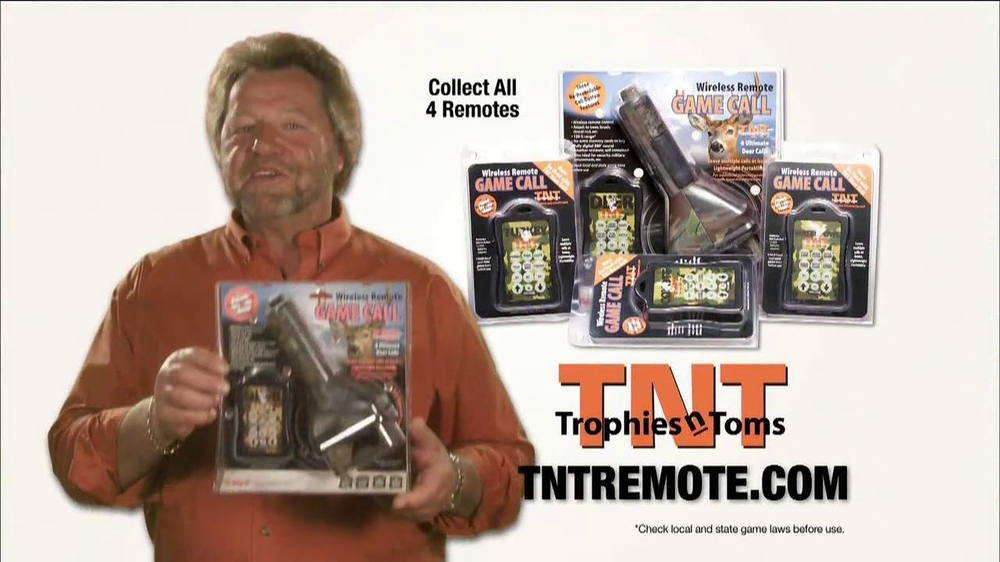 TNT Remote Game Calls TV Spot - Screenshot 9
