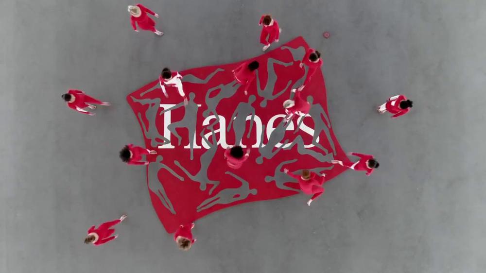 Hanes TV Spot, 'Color Wheel' Song by Izabo - Screenshot 9